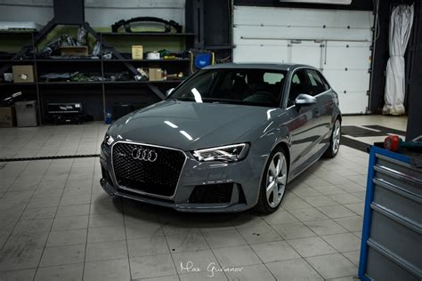 Rs Garage by 2015 Audi Rs3 8va Build Thread