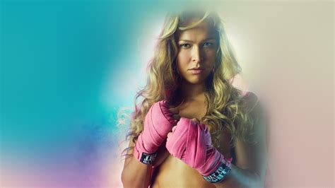 ronda rousey mma sports artists sexy papersco