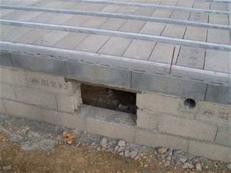 trappe d acces du vide sanitaire de josoloula