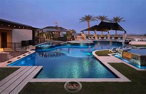 Residential Indoor Pool Designs Red Rock Contractors Provide Luxury Pool Design