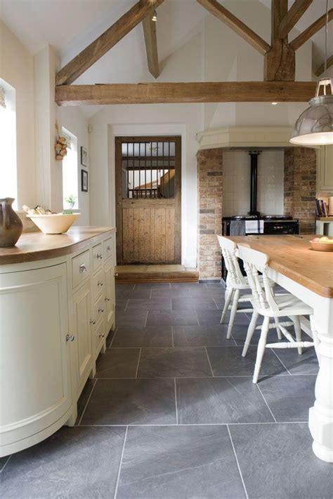 grey slate tiles kitchen best 15 slate floor tile kitchen ideas 4089