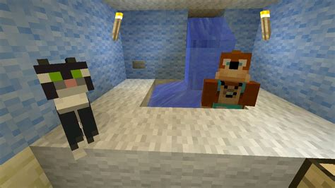 minecraft bathroom ideas ps3 minecraft xbox bath time 147