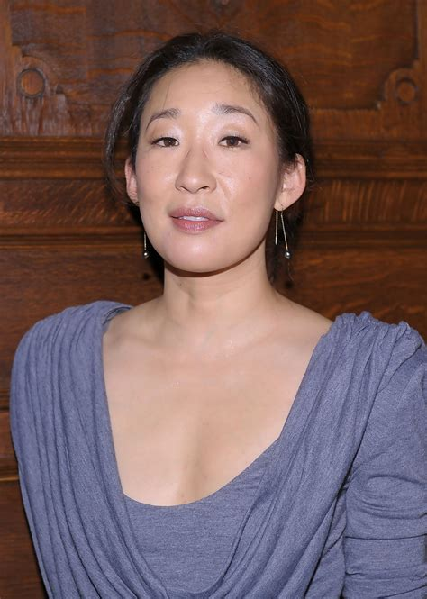 sandra oh new york sandra oh in quot rabbit hole quot new york premiere after party