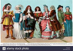 French Clothes 18th Century Stock Photos French Clothes