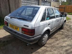 1986 Mazda 323 1 3 Lx