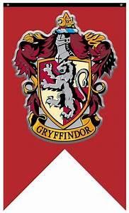 Harry Potter- Gryffindor Crest Banner Poster - at ...
