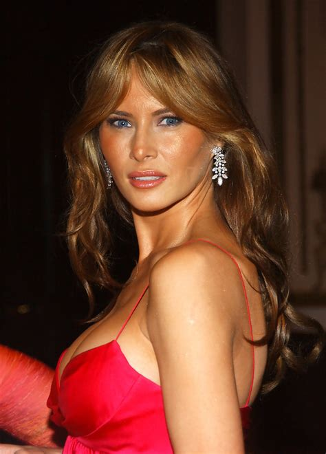 Melania Trump Melania Trump Photos The Breast Cancer Research Foundations Annual Hot Pink