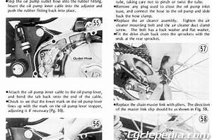 1971-1981 Kawasaki G5 Ke100 Motorcycle Online Service Manual