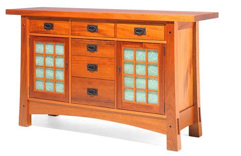 woodworking plans arts  crafts sideboard  plans