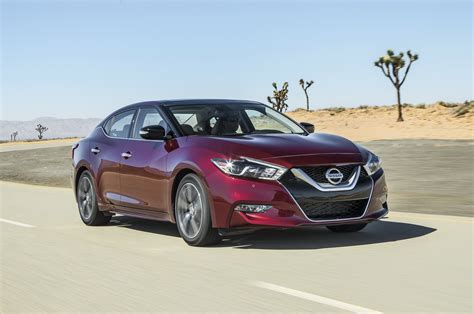 Nissan Maxima: 2016 Motor Trend Car of the Year Contender