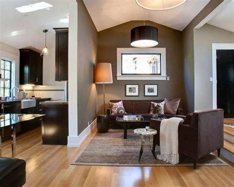 Taupe And Black Living Room Ideas by Taupe Accent Wall Design Pictures Remodel Decor