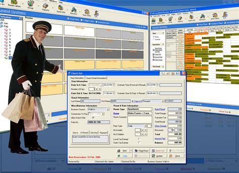front desk software free que es un pms