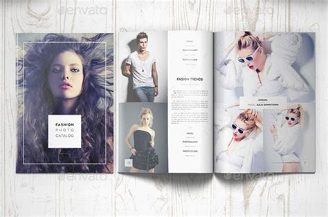 awesome indesign psd photography brochure templates