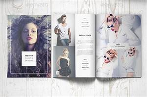 20 awesome indesign psd photography brochure templates With clothing catalog template