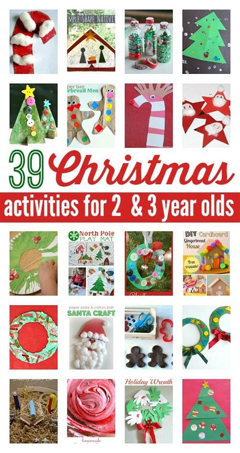 two year olds christmas crafts 39 activities for 2 and 3 year olds activities craft and easy