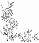 Designs Embroidery Patterns Flower Flickr Coloring Paper Rose Ribbon Wb Floral Flowers Roses Hand Printable Pages Stitch Cross Vyšivanie Painting sketch template