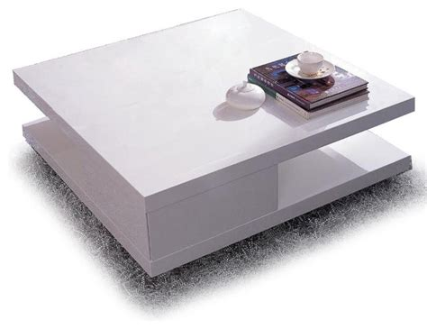 modern square coffee table modern white square coffee table mito modern coffee