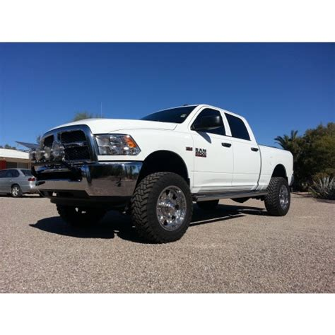 2014 Dodge 2500 Leveling Kit by Traxda Lifting And Leveling Kits For Dodge Ram 2500 3500