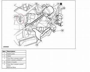 I Have A 2004 Explorer  The Plastic Control Lever For The