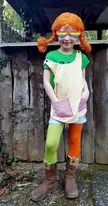 Kostüm Pippi Langstrumpf : wie macht man ein pippi langstrumpf kost m selbst eine diy anleitung ~ Frokenaadalensverden.com Haus und Dekorationen