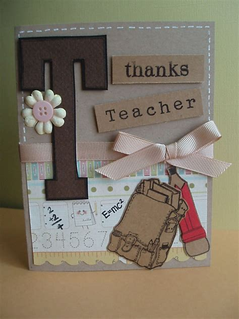 teacher day cards homemade cards pinterest