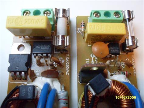 Mit Dimmer by Dimmer Stehle Defekt Mikrocontroller Net