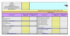 salary calculator template excel templates excel With salary sheet template in excel