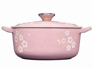 Le Creuset Cocotte : le creuset cocotte ronde sakura flower collection with tracking free shipping ebay ~ Buech-reservation.com Haus und Dekorationen