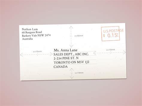 easy ways  address envelopes  canada wikihow