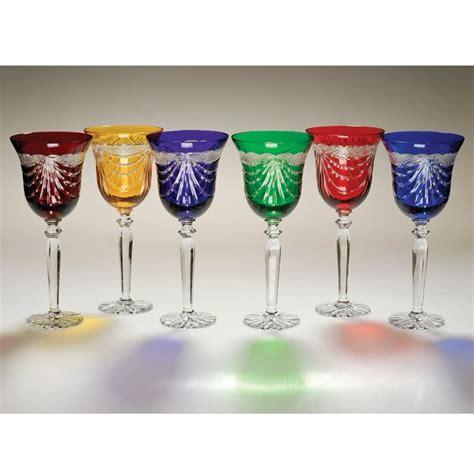 colored wine glasses colored wine glasses glasses plates etc
