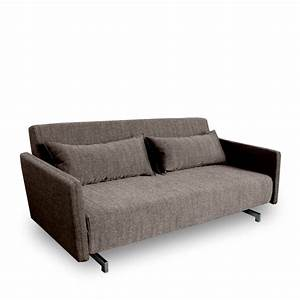 Canap Convertible 3 Places Design Tissu George By Drawer