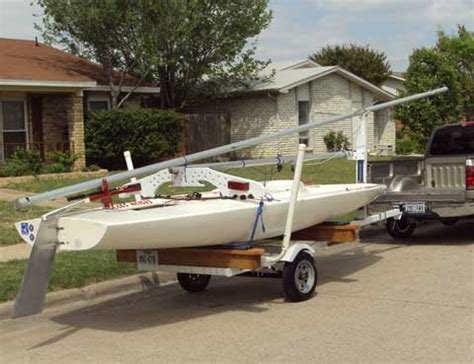 Scow Sailboat For Sale by Melges Mc Scow 1993 Sailboat For Sale From