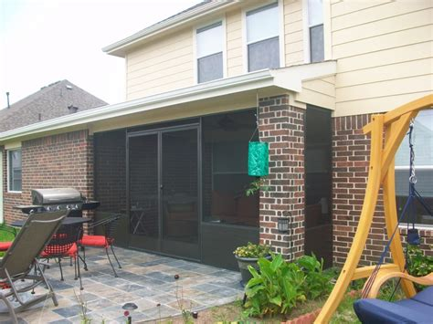 patio screen enclosures in friendswood lone patio