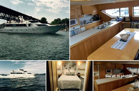 Airbnb Yacht Rental Toronto by Would You Pay 10 000 Per For An Airbnb