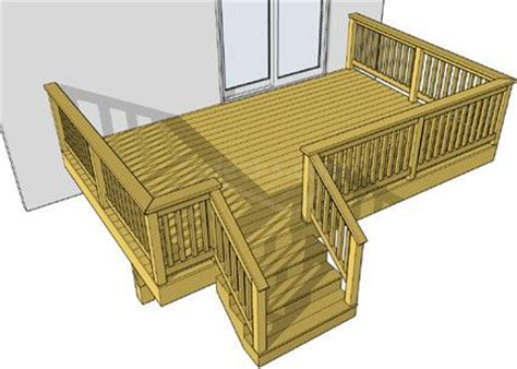 12x12 Pool Deck Plans by Deck Plans Free To