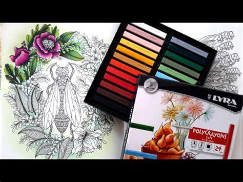 les pastels lyra polycrayons soft youtube