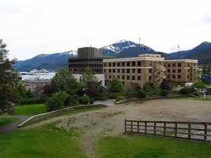 Juneau Alaska Capitol Building