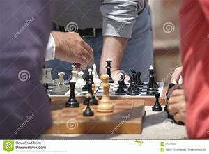 Chess Stock Photo - Image: 61842932