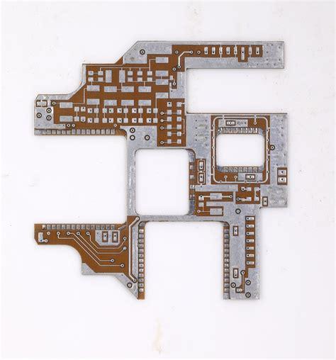 Layer Rigid Flex Circuit Board Polyimide Rigiflex