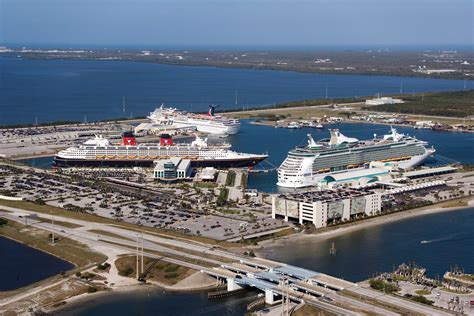 Port Canaveral Transportation | Orlando Limo Ride Blog