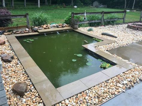 Build Backyard Pond by How To Build A Pond Easily Cheaply And Beautifully The