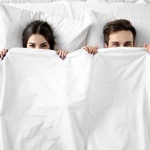 Relaxliege Dänisches Bettenlager : schlafen als paar getrennte bettdecken machen gl cklicher ~ Indierocktalk.com Haus und Dekorationen