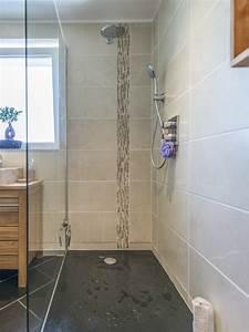 Douche à L Italienne : une douche l 39 italienne pour une salle de bains moderne ~ Dailycaller-alerts.com Idées de Décoration