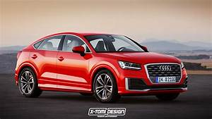 Audi Q2 Gets Rendered As CoupeLike Sportback Carscoops