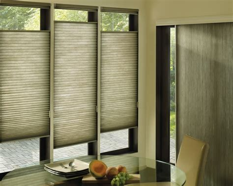 cellular shades with top bottom up for the home