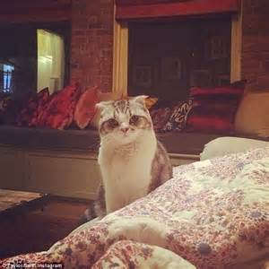 Taylor Swift gets a cat necklace birthday present from ...