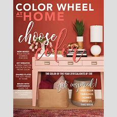 Color Wheel At Home Spring 2018 By At Home Magazine  Issuu