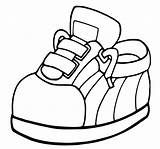 Coloring Shoes Pages Getcoloringpages Printable sketch template