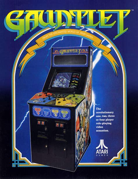 4 Player Arcade Cabinet by Gauntlet 4 Player Vintage Arcade Superstore