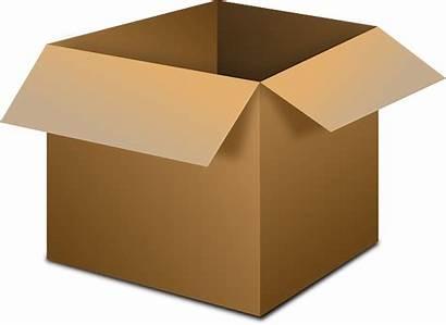 Box Pixabay Cardboard Open Graphic Vector